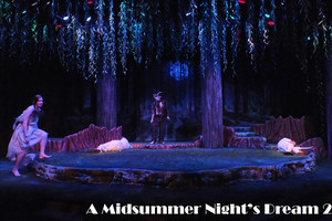 The Nicolet Players performing A Midsummer Night's Dream