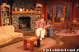 The Nicolet Players performing On Golden Pond