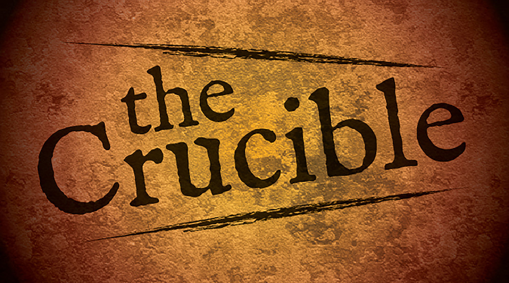 Crucible play logo