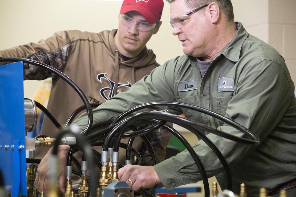 Strange Industrial Mechanic Degree Industrial Mechanic Training Nicolet Wiring Digital Resources Remcakbiperorg