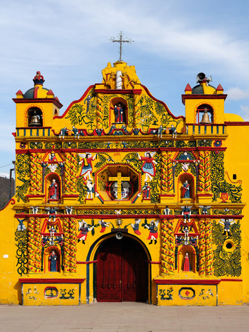 Guatamala church
