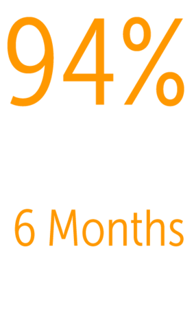 Infographic: 94% of Nicolet College Graduates are Employed Within 6 Months of Graduation.94%