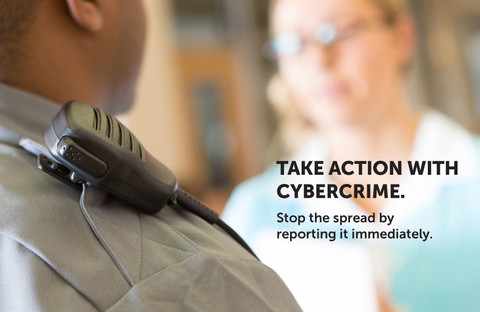 reporting a cybercrime