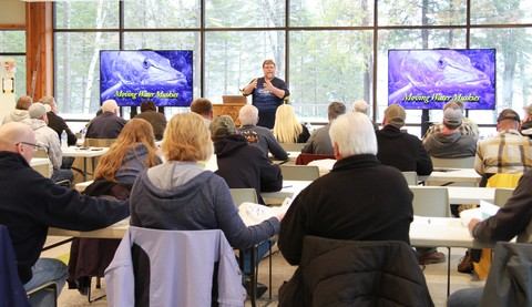Musky seminar at nicolet college